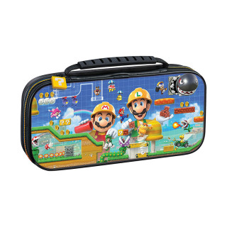 Switch Game Traveler Deluxe Travel Case RDS Mario Maker 2 (BigBen) Nintendo Switch