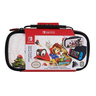 Switch Game Traveler Deluxe Travel Case RDS Super Mario Odyssey White (BigBen) Nintendo Switch