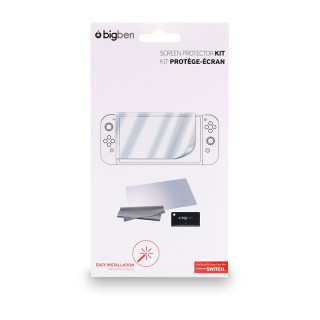 Switch Screen Protector Kit (BigBen) Nintendo Switch