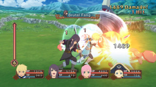 Tales of Vesperia: Definitive Edition Nintendo Switch