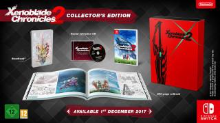 Xenoblade Chronicles 2 Collector's Edition Nintendo Switch