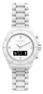 MYKRONOZ Smartwatch ZeClock Fehér Mobil