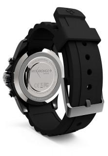 MYKRONOZ Smartwatch ZeClock Fekete Mobil