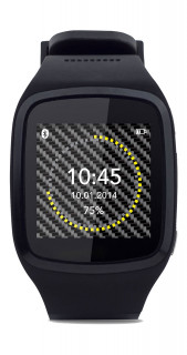 MYKRONOZ Smartwatch ZeSplash Fekete Mobil