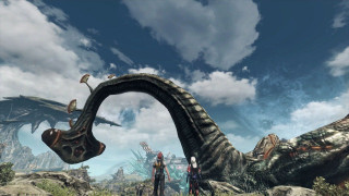 Xenoblade Chronicles X Limited Edition WII U