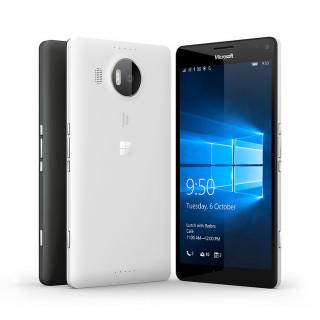 Microsoft Lumia 950 XL DS Fehér Mobil