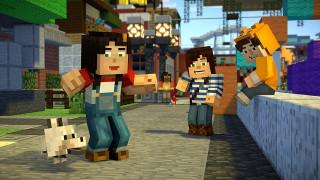 Minecraft Story Mode Season Two Xbox 360