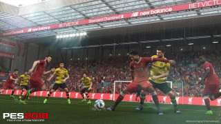 Pro Evolution Soccer 2018 (PES 18) Xbox 360