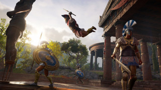 Assassin's Creed Odyssey Omega Edition + törölköző Xbox One