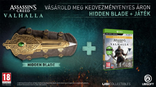 Assassin's Creed Valhalla Gold Edition + Hidden Blade Xbox One