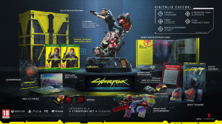 Cyberpunk 2077 Collector's Edition Xbox One