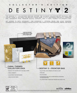 Destiny 2 Collector's Edition Xbox One