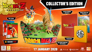 Dragon Ball Z: Kakarot Collector's Edition Xbox One