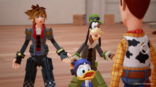 Kingdom Hearts III (3) Xbox One