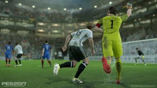 Pro Evolution Soccer 2017 (PES 17) Xbox One