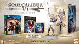 SoulCalibur VI Collector's Edition Xbox One
