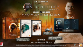 The Dark Pictures Anthology: Volume 1 Xbox One