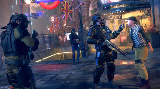Watch Dogs Legion Ultimate Edition + Resistant of London szobor Xbox One