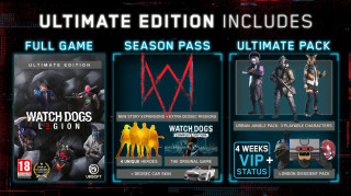 Watch Dogs Legion Ultimate Edition Xbox One