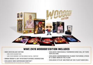 WWE 2K19 Wooooo! Edition (Collector's Edition) Xbox One