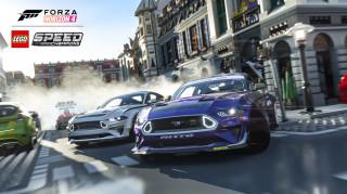 Xbox One S 1TB + Forza Horizon 4 LEGO Speed Champions (Bontott) Xbox One