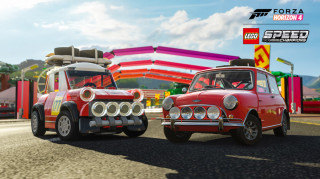 Xbox One S 1TB + Forza Horizon 4 + LEGO Speed Champions + The Division 2 Xbox One