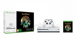 Xbox One S 1TB + Sea of Thieves Xbox One