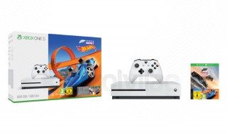 Xbox One S 500GB + Forza Horizon 3 + Hot Wheels DLC Xbox One