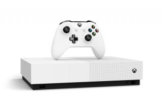 Xbox One S All-Digital Edition 1TB szoftver nélkül (használt) Xbox One