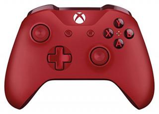 Xbox One Vezeték nélküli Kontroller (Piros) Xbox One