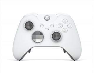 Xbox One vezeték nélküli Elite White kontroller Special Edition (Fehér) Xbox One