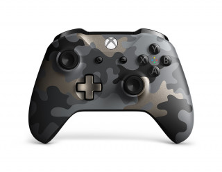 Xbox One Vezeték nélküli kontroller (Night Ops Camo Special Edition) Xbox One