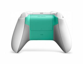 Xbox One vezeték nélküli kontroller (Sport White Special Edition) Xbox One