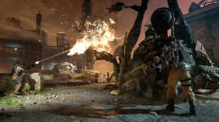 Xbox One X 1TB + Metro Saga + Gears of War 4 Xbox One