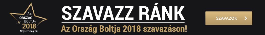 Ország Boltja 2018