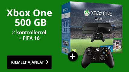 Xbox One kiemelt ajánlat