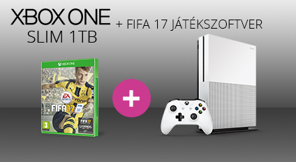 XBOX ONE 1TB + FIFA 17