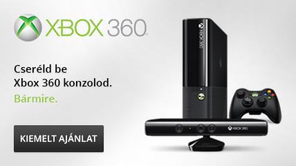 Xbox 360 konzol csereprogram