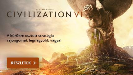 Civilization VI | Hódítsd meg birodalmaddal a világot!