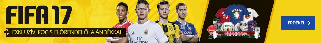 FIFA 17 előrendelés