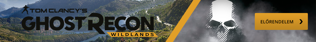 Tom Clancy's: Ghost Recon Wildlands előrendelés