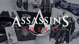 Assassin's Creed ajándéktárgyak