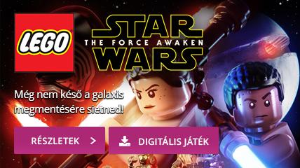 Lego Force Awakends Digitális játék letöltés