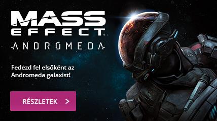 Mass Effect Andromeda | Fedezd fel elsőként az Andromeda galaxist!