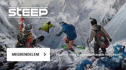 Steep PC-re | Hódítsd meg a legmagasabb hegyeket!