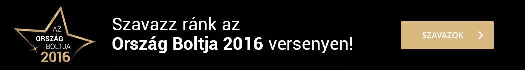 Szavazz ránk az Ország Boltja 2016 versenyen!