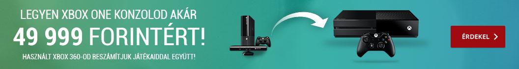 Xbox 360 beszámítás