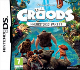 The Croods Prehistoric Party! DS