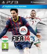 FIFA 14 (Move támogatással) - Magyar nyelv és szinkron PS3