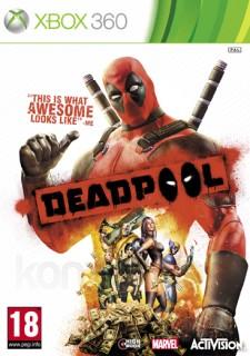 Deadpool (használt) Xbox 360